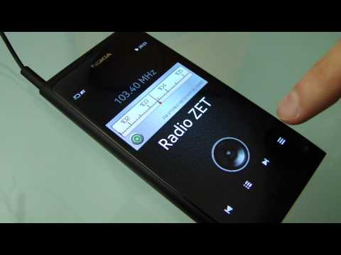 FM Radio N9 - FM radio receiver for Nokia N9