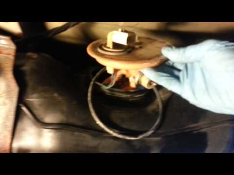 1997 dodge caravan fuel pump replacement