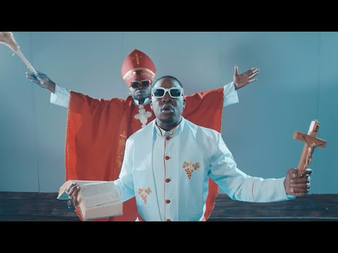 "Japesa X Khaligraph Jones - Nyakalaga (Official Music Video) SmS ""SKIZA 7638199"" to 811"