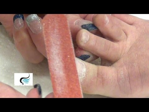 Glitter Toes Tutorial Adorable Glitter Toes For