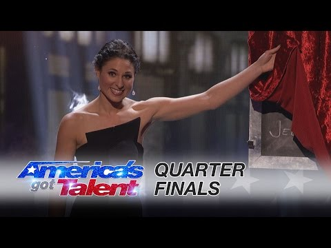 The Clairvoyants: Mentalists Control The AGT Judges' Minds - America's Got Talent 2016