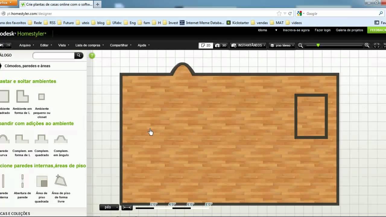 Autodesk homestyler uma forma r pida e f cil de projetar for Programa para remodelar casas gratis