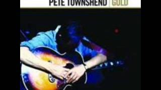 Watch Pete Townshend Exquisitely Bored video