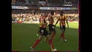 [résumé] RC Lens - Lille OSC (4-2), L1, saison 2005-2006