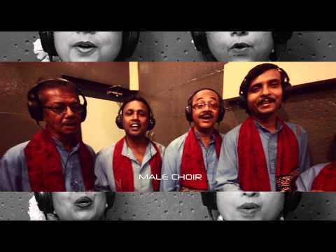 Sedin Ar Koto Dure | Calcutta Choir 2014 video