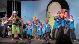 Kinderlied - Das Piratenlied - Kinderliedermacherin Mai Cocopelli