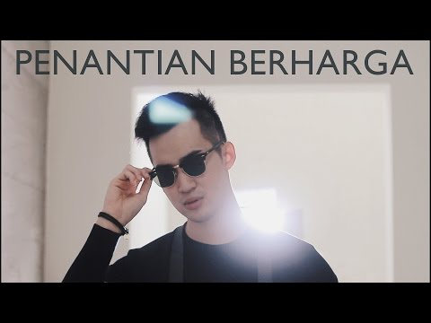 Rizky Febian - Penantian Berharga (acoustic cover by eclat)