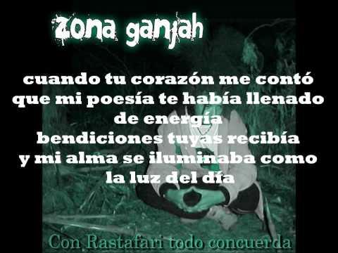 zona ganjah-conexion (Letra)