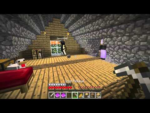 Minecraft RGC Multiplayer Survival Let's Play [Ep1]- Joe And Harry's Base!!!!!!