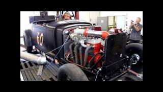 1928 Dodge Fast Four Special 2010 Chassis Dyno