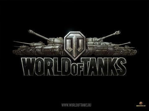 Малыш играет в World of Tanks часть 1