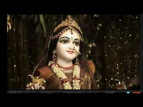 Mangala Arti At Iskcon Temple -mayapur Tempel India- Morning Arti video