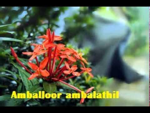 Amballoor ambalathil
