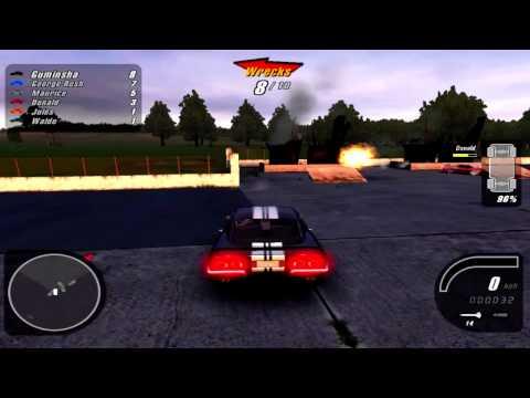 CrashDay - Carros, Explosões e ... Droga perdi vei :( - ft.FaelxD