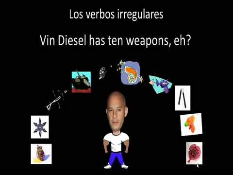 Learn Spanish with Vin Diesel: Informal Commands