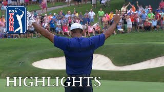 Tiger Woods' highlights | Round 2 | from the Memorial
