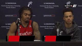 Coach Cronin, Broome, and Evans III Recap Home Loss to Wichita State