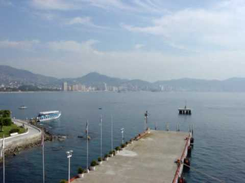 Acapulco from Port of Acapulco / Maritime Terminal  (Mexico)
