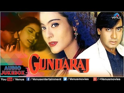Gundaraj Full Songs Jukebox | Ajay Devgan, Kajol, Shilpa Shirodkar || Audio Jukebox thumbnail