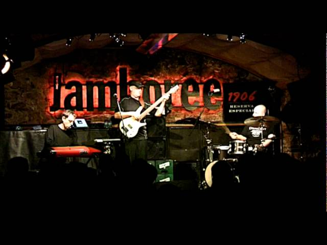"Gary Willis Trio at Jamboree ""Change Agent"""