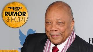Quincy Jones Says Michael Jackson Was 39 Greedy 39 And Stole Other People 39 S Music