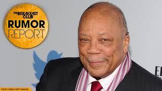 Quincy Jones Says Michael Jackson Was