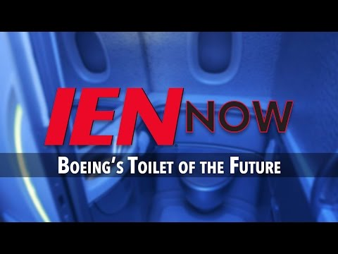 Boeing's Toilet of the Future