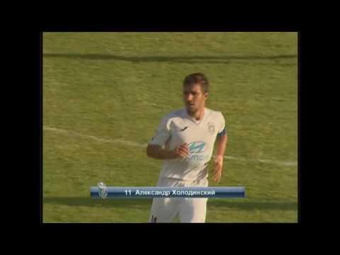 Второй гол Холодинского в ворота «Белшины»