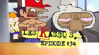 Hard E.T. - Sachatte & Pedro - Les Kassos #34