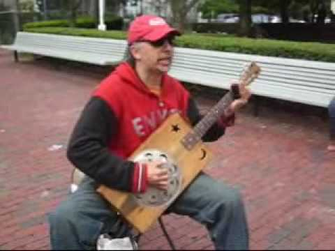 BUSKING: Elmore James, Muddy Waters, Mississippi Fred McDowell Covers