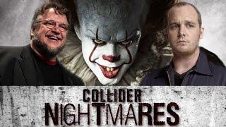 IT Trailer Review, Guillermo del Toro & Ethan Embry In-Studio Interviews - Collider Nightmares