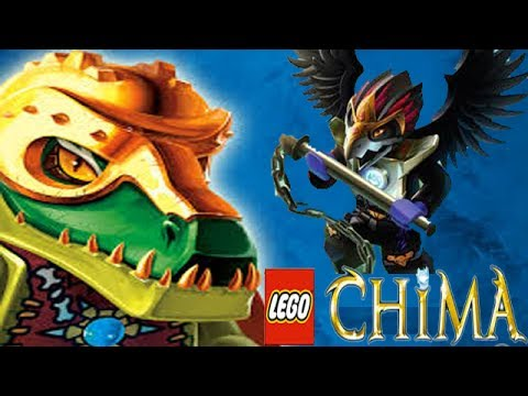 LEGO Legend of Chima Full