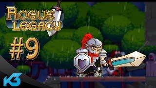 """Let's Play Česky - Rogue Legacy Díl. 9 """"Třetí boss!"""""""