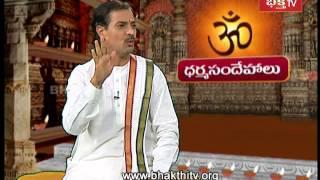 Can ladies make pooja to shiva lingam | Dharma sandehalu - Episode 439_Part 3