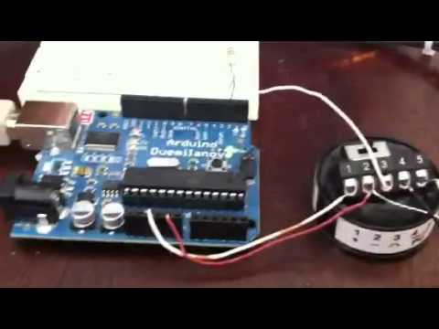 Arduinos Fuel Flow Meter project - YouTube