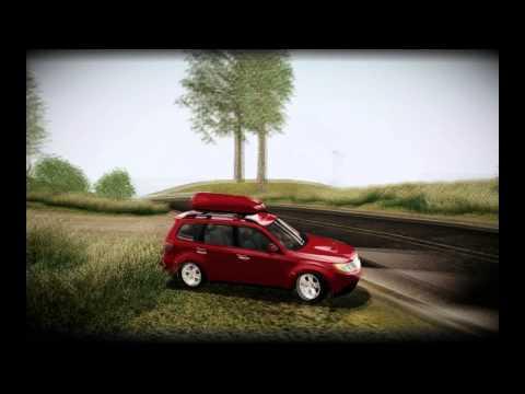Subaru Forester XT 2008 v2.0