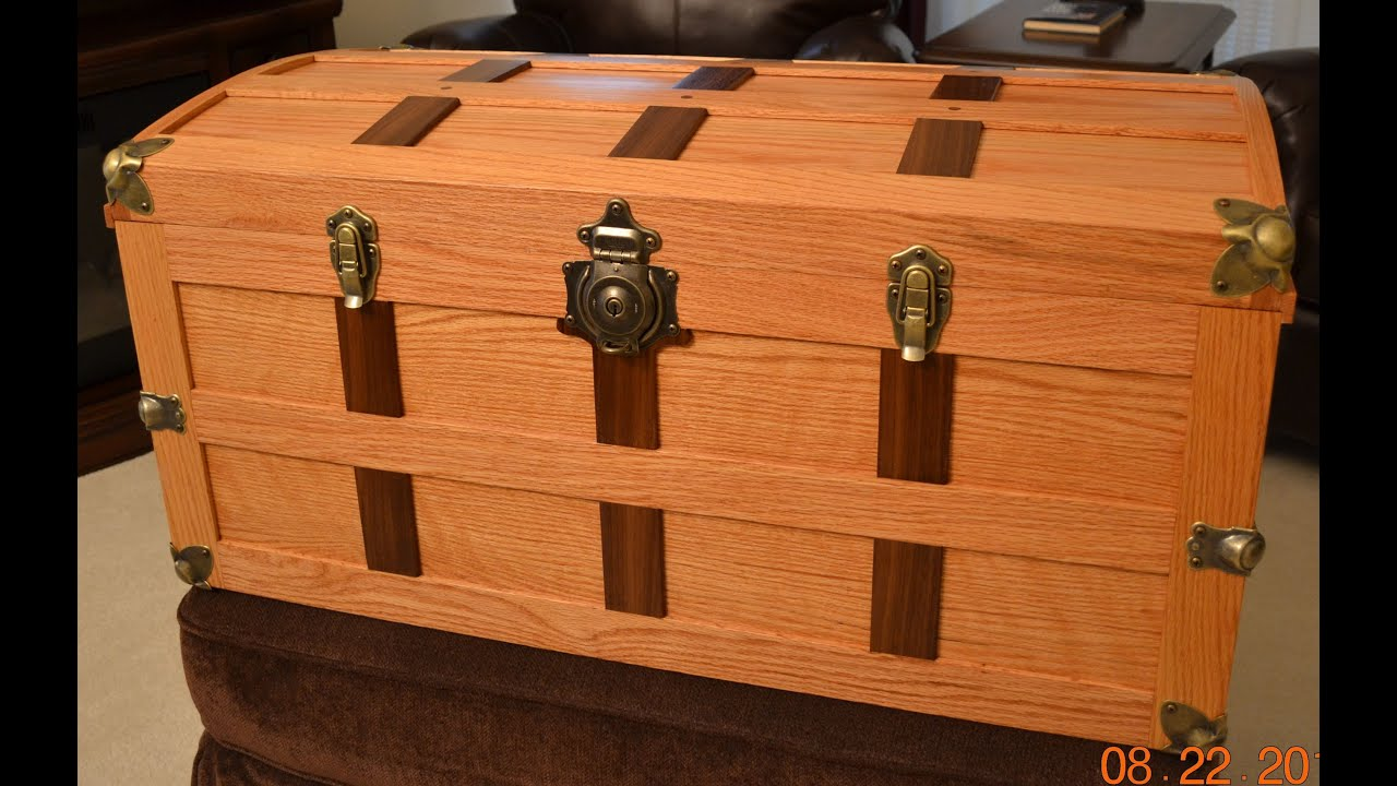 Steamer Trunk - YouTube