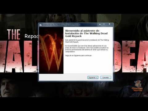 Descargar E instalar The Walking Dead Pc Español Full Repack
