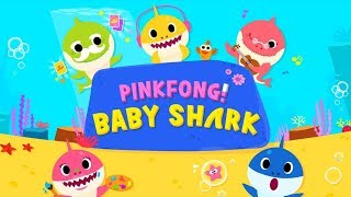 Pinkfong Baby Shark | Baby Shark Different Versions | Educational App | #babyshark | #babysharksong