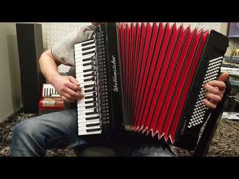 Czerwona Jarzębina  (cover By Andrew Akordeon Samouk)