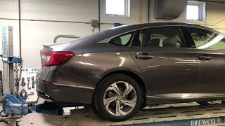 Why you should never do a photo estimate for damage to your car! Get it inspected by a body shop.
