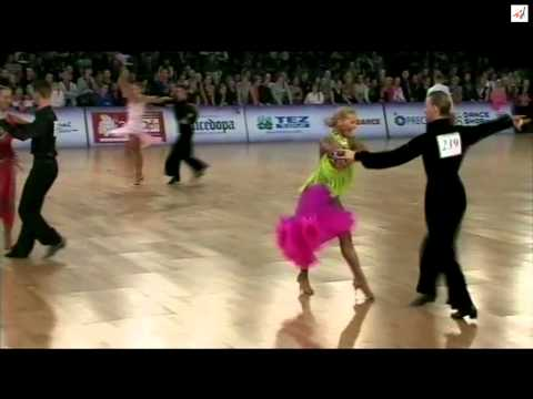 Слава России Samba   Slava Russia 28.10.2011 Heat 1 video