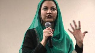 Uruz Sayeed Speaking  @ The Rhythm of Unity by RadioAzad (online Radio of Dallas)