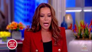 Harassed For Being Black: Sunny Shares Her Story   The View