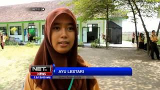 NET12-Siswa Madrasah di Jombang Joget dan Pijat Bersama Guna Segarkan Pikiran di Tengah UN