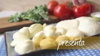 Cooking | Cómo hacer queso mozzarella | Como hacer queso mozzarella