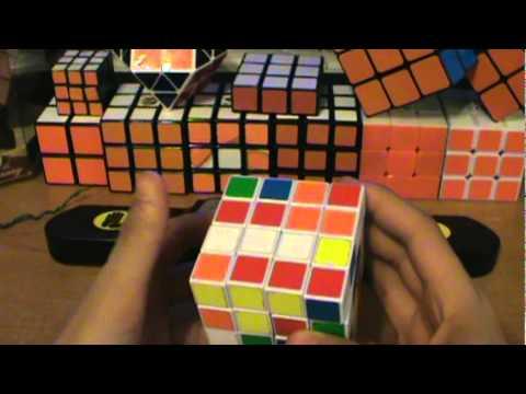 como armar el cubo de rubik 4x4x4 (1/3)