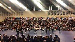 GHS KCLUB - Not Today by BTS Performance