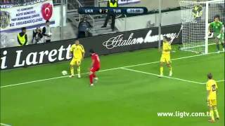 Ukraine 0 - 2 Turkey friendly match 05/06/12 |HD|