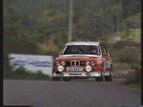 BMW M3 en glisse